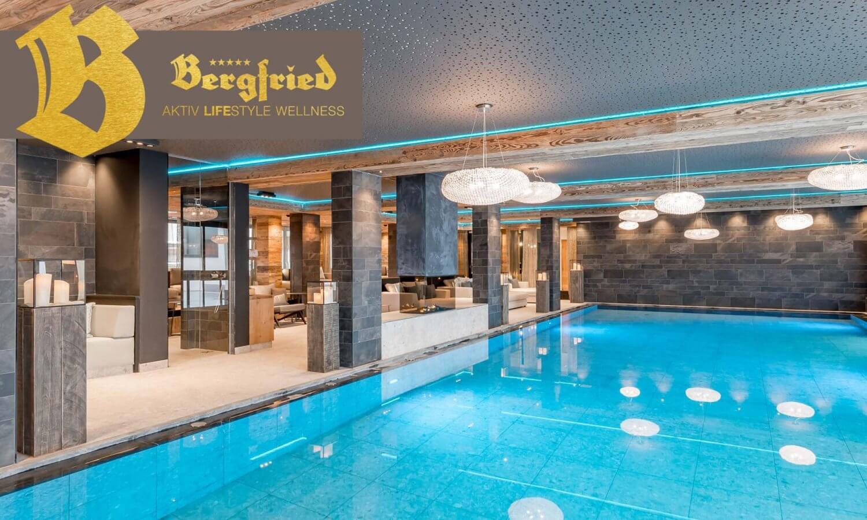 Bergfried Tux Hallenbad