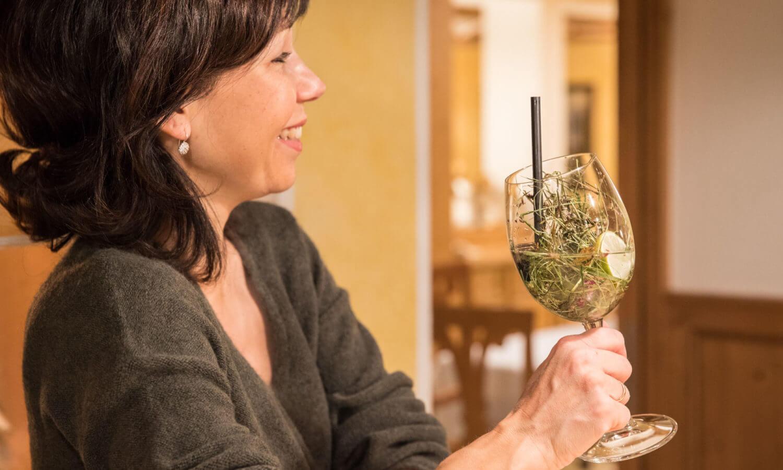 Bergheu Gin Tonic Sandra Bar