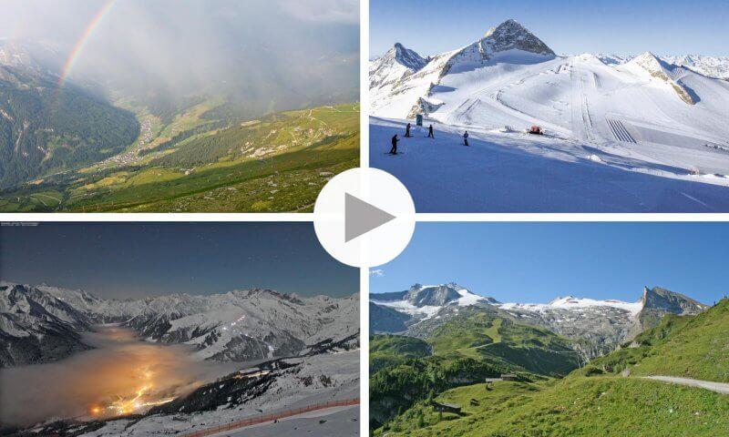Collage Webcams Tux