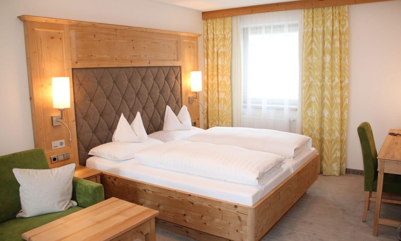 Doppelzimmer Plus 15 Sonnleiten Tux