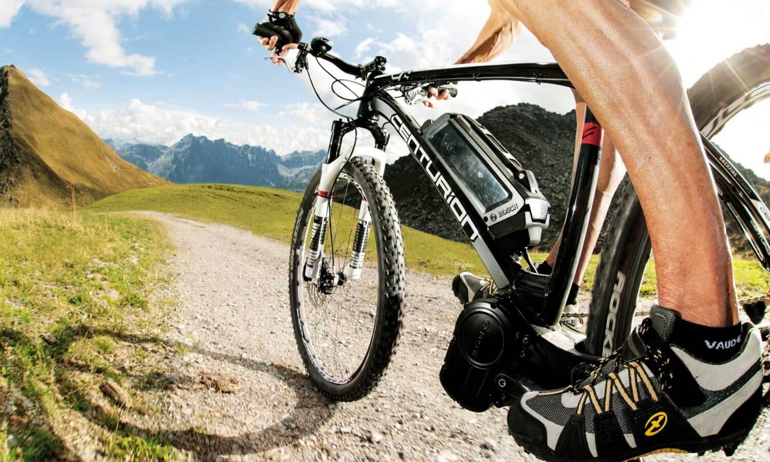E Mountainbiken Zillertal