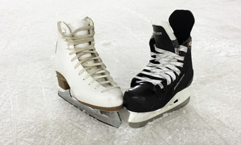 Eislaufen Tux