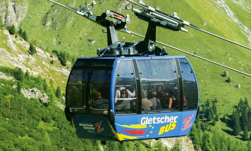 Hintertuxer Gletscherbus