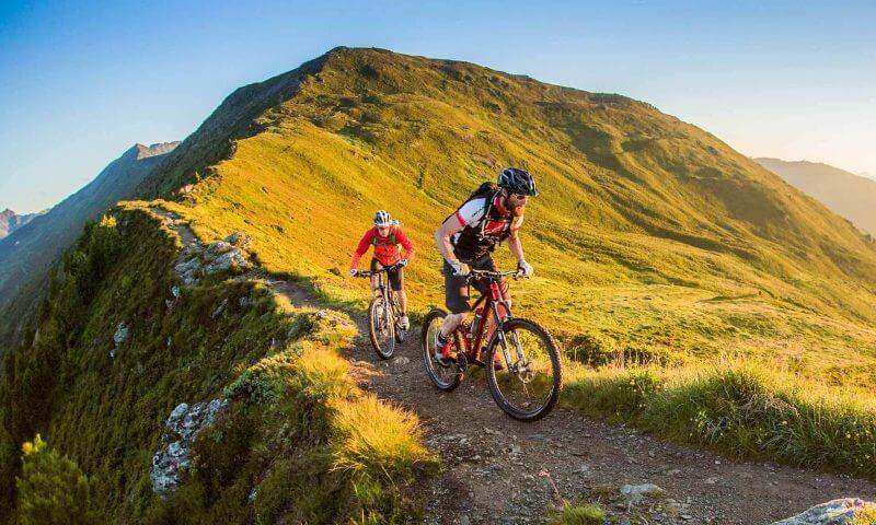 Mountainbiken Zillertal