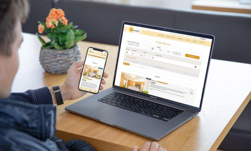 Online Buchen Hotel Sonnleiten Tux