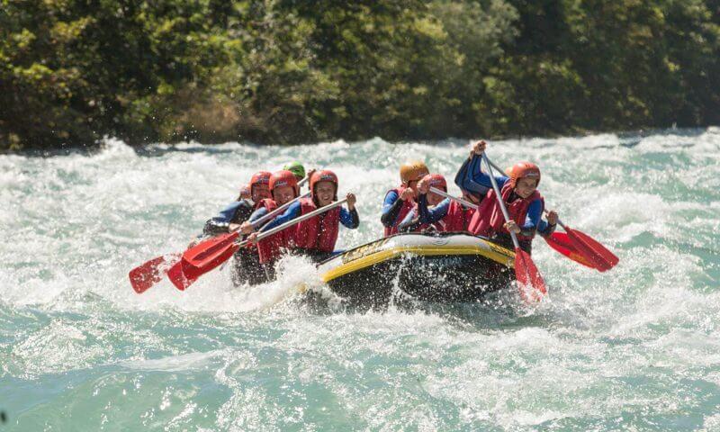 Rafting Zillertal Playarena
