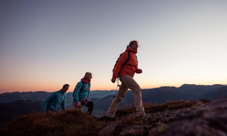 Sonnenaufganngswanderung Zillertal
