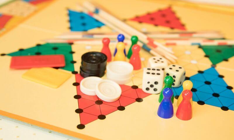Spielesammlung Sonnleiten