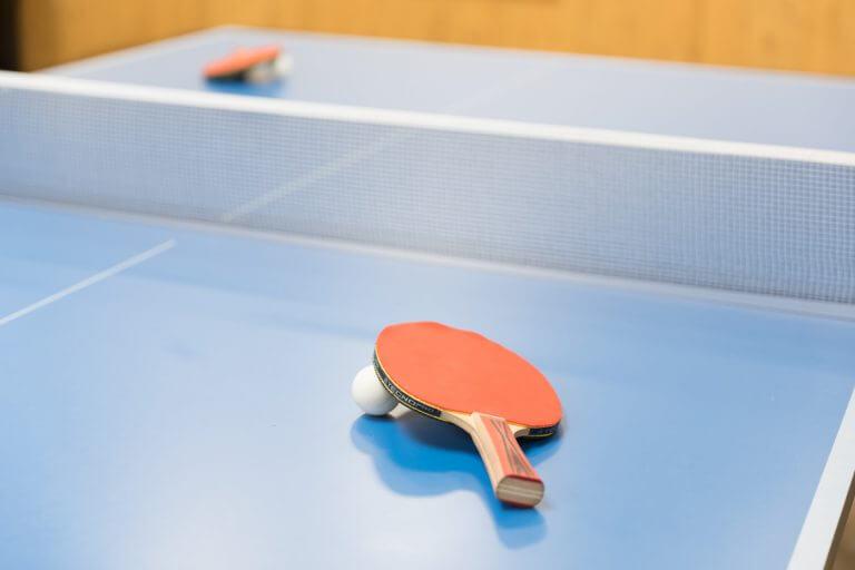 Tischtennis Spielraum Sonnleiten Tux
