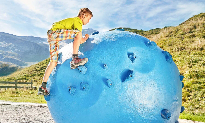 Tux Welten Gletscherflohsafari
