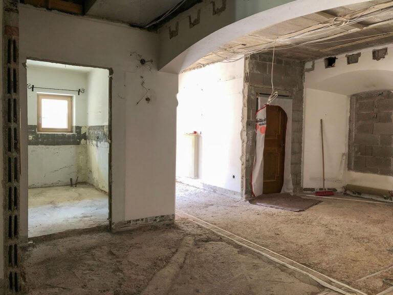 Umbau Eingangsbereich 10