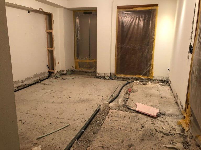 Umbau Eingangsbereich 13