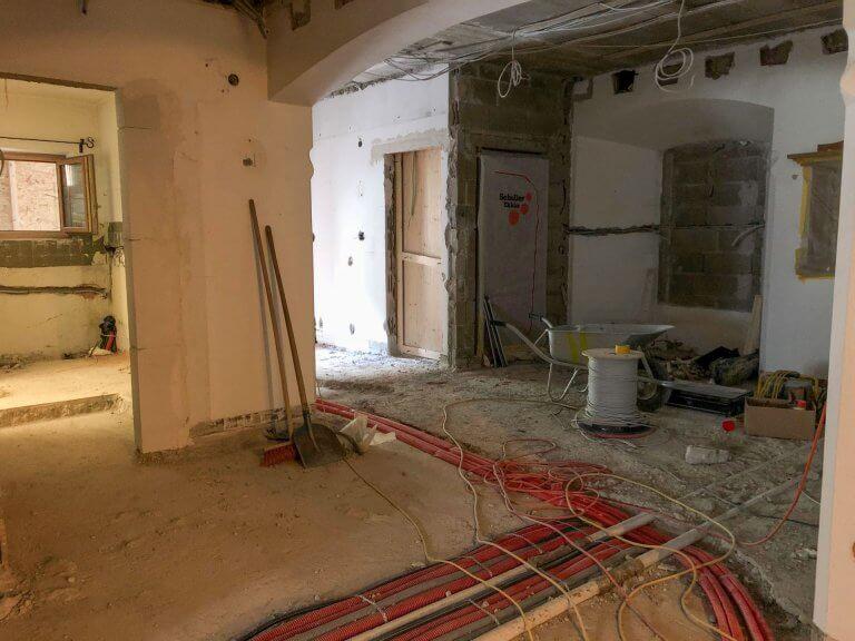 Umbau Eingangsbereich 15