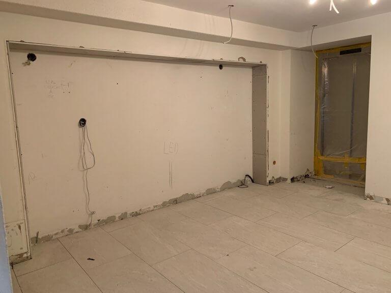Umbau Eingangsbereich 28