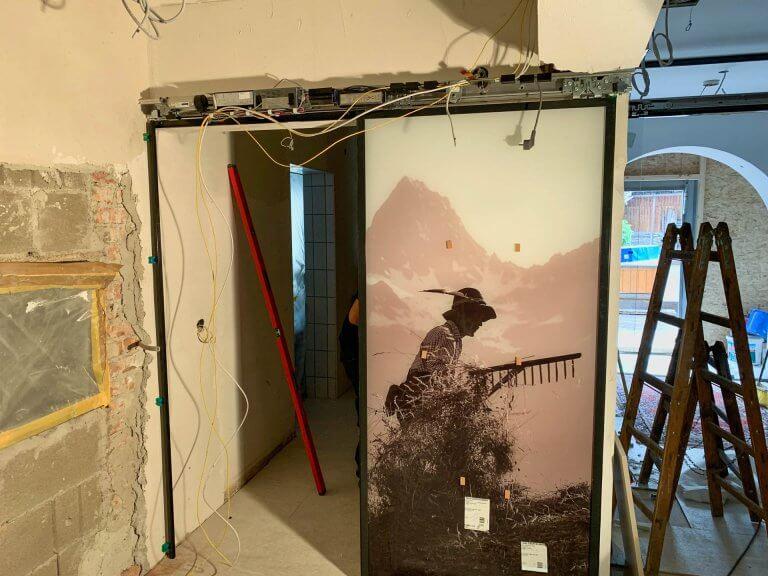 Umbau Eingangsbereich 35
