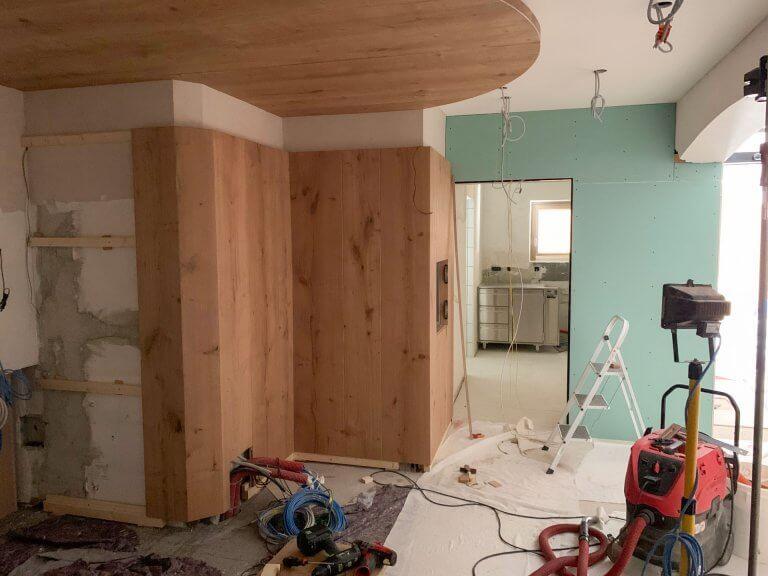 Umbau Eingangsbereich 36