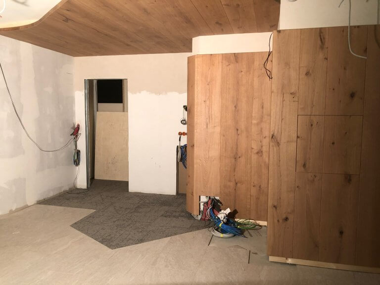Umbau Eingangsbereich 39