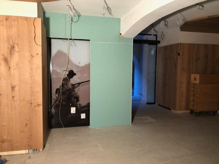 Umbau Eingangsbereich 40