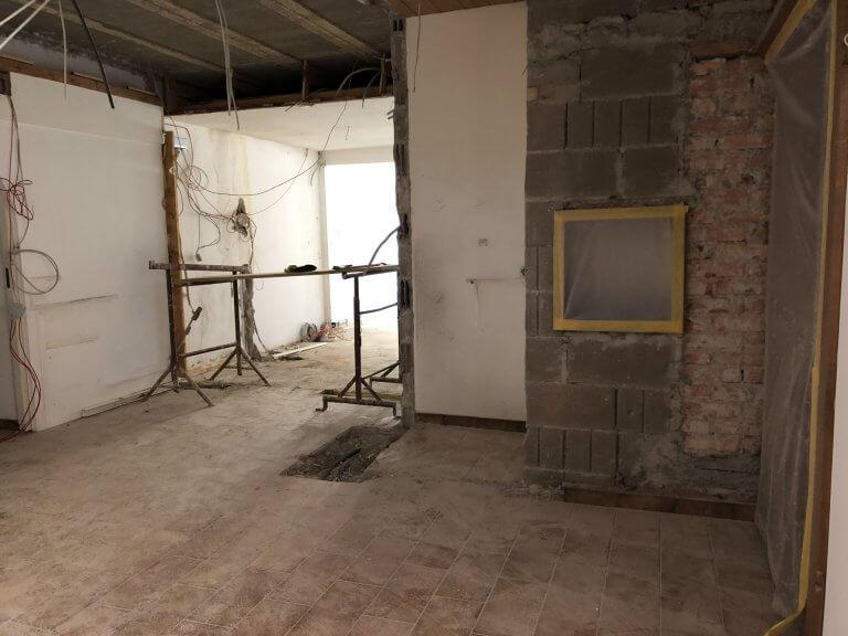 Umbau Eingangsbereich 6